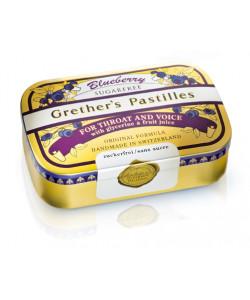 Grethers Pastilles Blueberry zuckerfrei