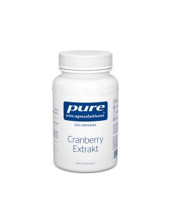 Pure Encapsulations Cranberry Extrakt Kapseln