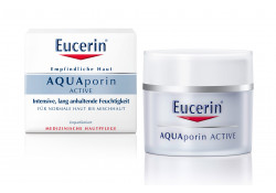 Eucerin Aquaporin Active für normale Haut bis Mischhaut