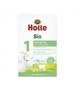 Holle Bio Anfangsmilch 1 aus Ziegenmilch