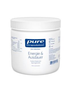 Pure Encapsulations Energie & Ausdauer