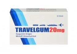 Travel-gum Kaugummi Dragees 20mg