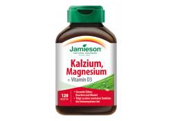 Jamieson Calcium, Magnesium & Vitamin D3 Tabletten