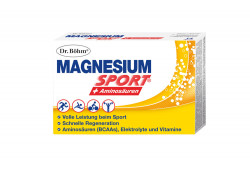 Dr. Böhm Magnesium Sport + Aminosäuren