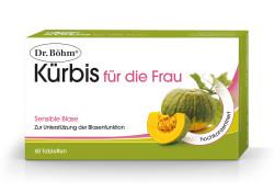 Dr. Böhm Kürbis Tabletten für die Frau