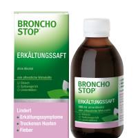 Bronchostop Erkältungssaft