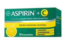 Aspirin C Brausetabletten