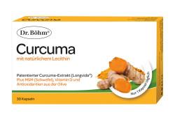 Dr. Böhm Curcuma Kapseln
