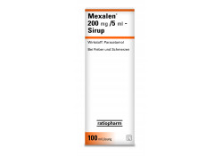 Mexalen Sirup 200mg/5ml