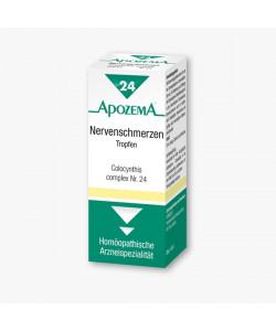 Apozema Nervenschmerzen-Tropfen Nr. 24